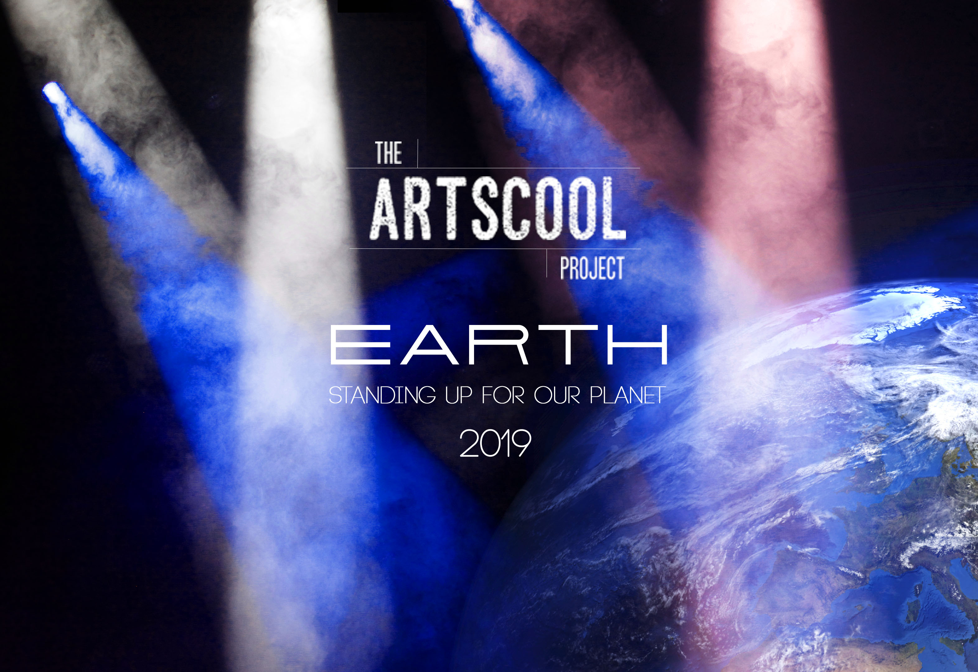 Artscool November 2019 – Earth – The Victoria Hall